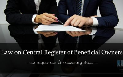Law on Central Register of Beneficial Owners